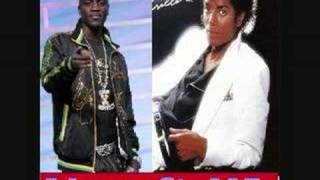 Akon ft Michael Jackson-Wanna Be Startin Something