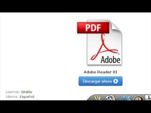 descargar adobe reader x gratis para windows 7