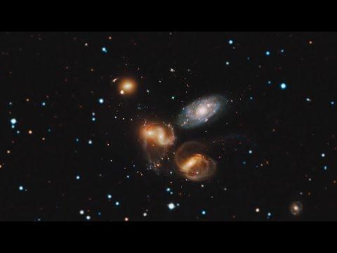 Stephan's QuintetGALAXY GROUPOriginal larger image (46