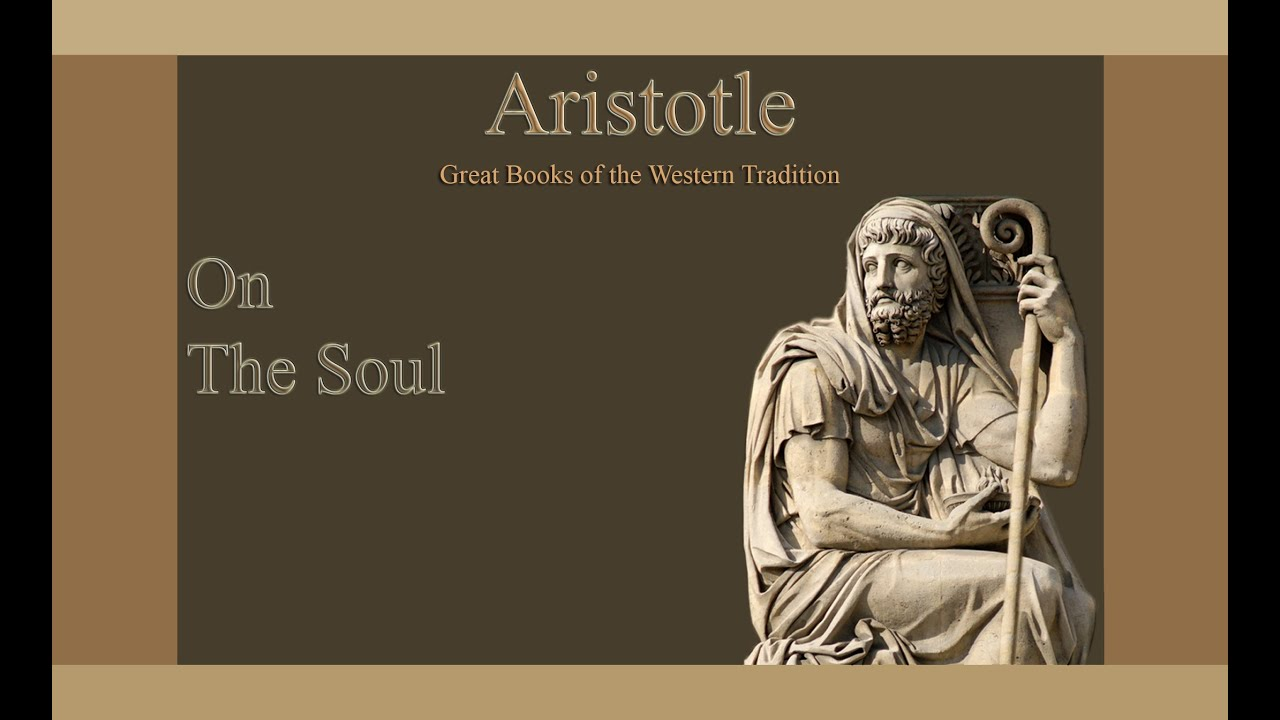 On The Soul By Aristotle Book 1 Youtube border=