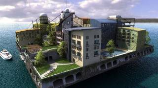 Seasteading: Start Your Own Country At Sea