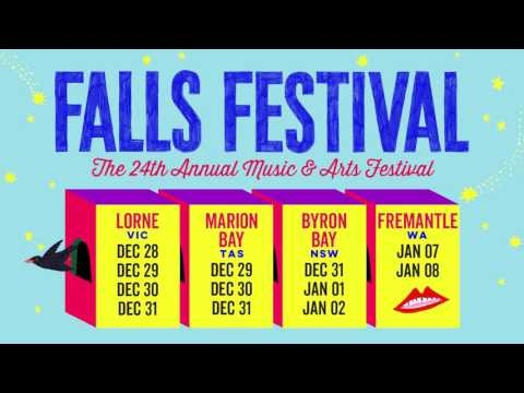 Falls Festival 2016/17 | Venues + Dates Announced Featuring Childish Gambino!