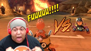 DASHIE VS. SUBSCRIBERS!! [MARIO KART 8] [ONLINE]