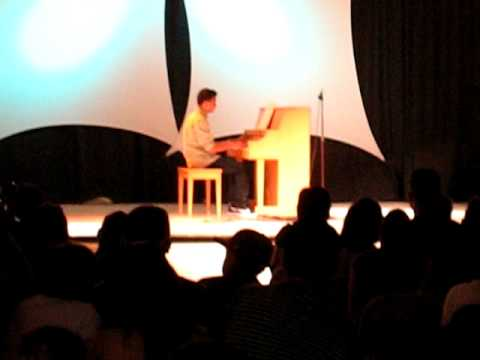 Freedom by Jim Brickman Piano Dallas Ranch Middle School Talent Show 2009