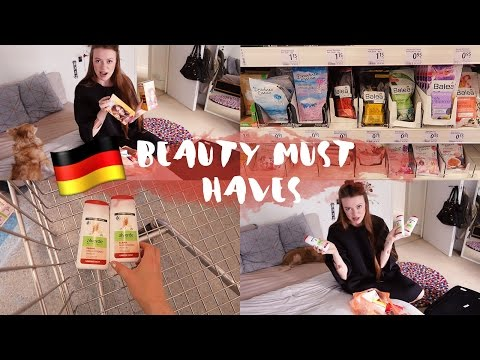 Deutsche Beauty-Produkte, auf die ich NIEMALS verzichten würde ...