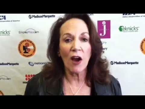 Garden State Film Festival  Gwen Pastorelli Talks About Robert Pastorelli Tribute  2012