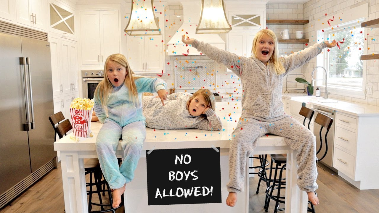 Download GIRLS ONLY Party! NO BOYS ALLOWED