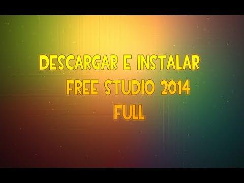 Como Descargar E Instalar Free Studio 2014 DVDVideosoft En Español [REVIEW]