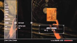 Skyrim - Walkthrough Part 16 [BLEAK FALLS BARROW] WHATS THE CODE! - W/Commentary