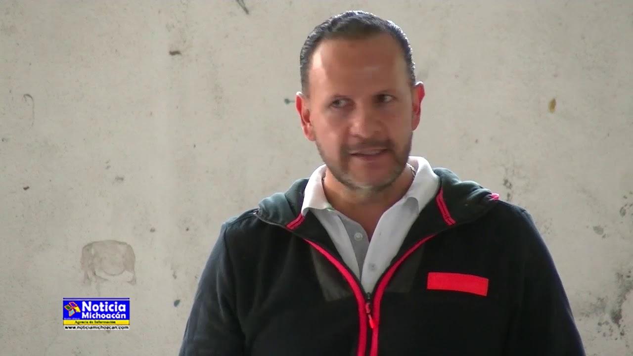 Mauricio Prieto confirma la alianza del PRD con otros partidos para prox. elecciones