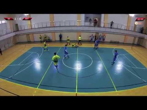 FC GE - FC Вектор (11 игра 04.02.18 г.)