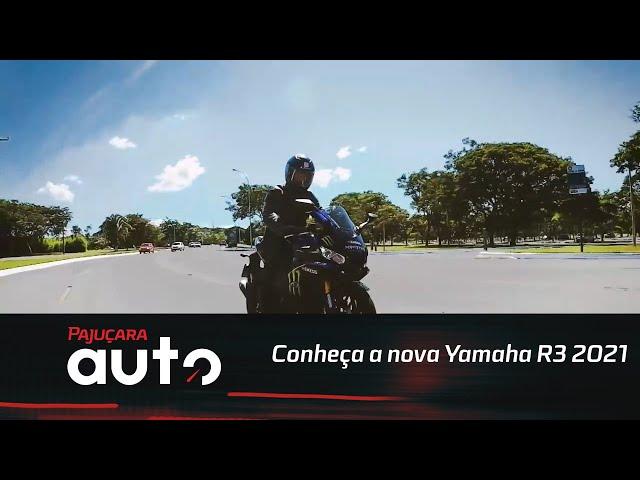 Conheça a nova Yamaha R3 2021