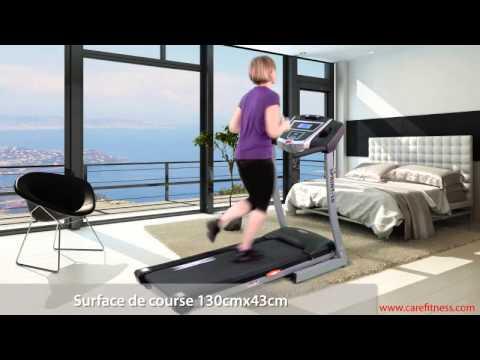 Tapis De Course Techness Run 200 Tool Fitness