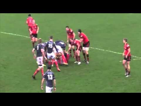 gary graham rugby highlights 2015/16