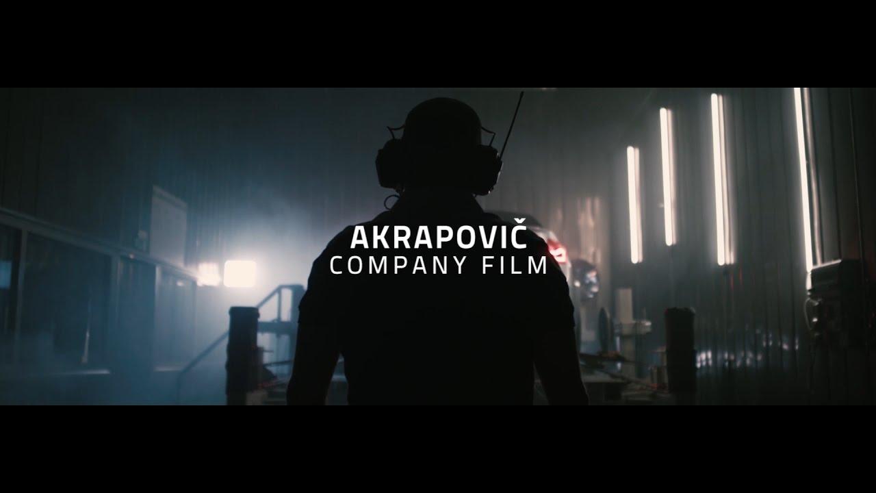 Download AKRAPOVIC COMPANY FILM