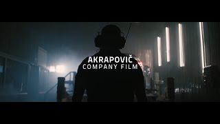 AKRAPOVIC COMPANY FILM