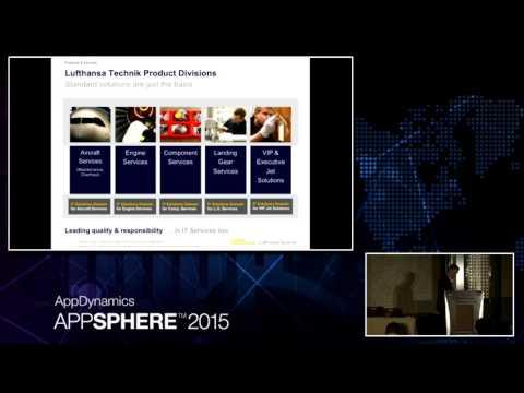 AppSphere 15 - Lufthansa Technik: Maintenance Repair Overhaul for Aircraft and Applications