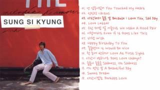 성시경 2집 SUNG SI KYUNG -  MELODIE D'AMOUR [FULL ALBUM]