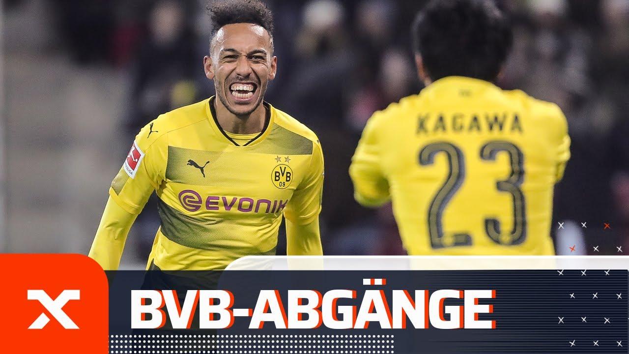 Namhafte BVB-Abgänge: Das machen Aubameyang, Dembele & Co. heute | Borussia Dortmund | Bundesliga