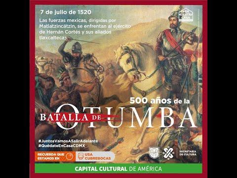 A 500 años de la batalla de Otumba