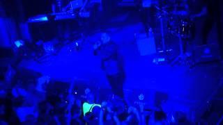 And One - Timekiller (Live @ Sala Marco Aldany, Madrid 14/09/2012)