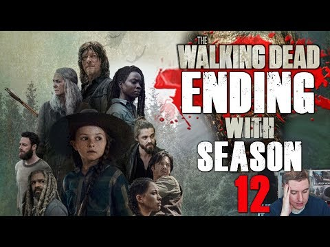 The Walking Dead To End With Season 12 - New Report Claims!