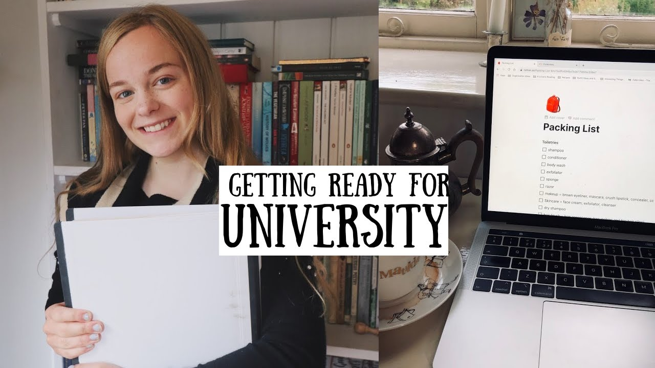 Preparing for University || packing list, hair cut & shopping