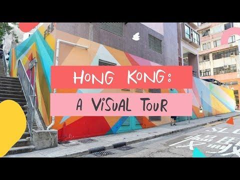Hong Kong Visual Tour