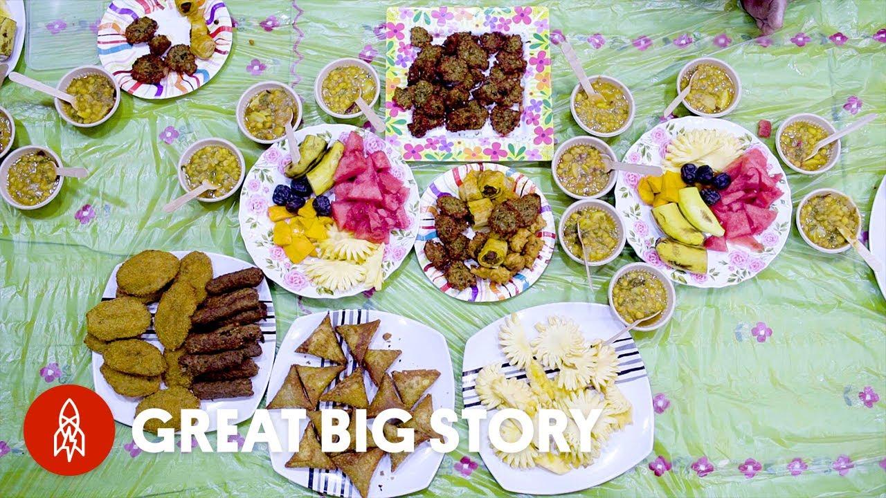 Five Ramadan Iftar Meals Around the World