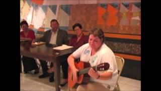 Monica Sarmientos canta a Julio Fausto Aguilera