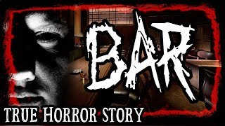 Bar - Tagalog Real Life Horror Story (True Story)