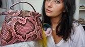 6e765faeb71b What s in my mini bag  ft. Fendi Micro Peekaboo l ParFlora - YouTube