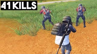 WHY HEADSET IS A MUST! | 41 KILLS Duo vs SQUADS | PUBG Mobile