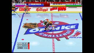NHL Open Ice: 2 On 2 Challenge ... (PS1)
