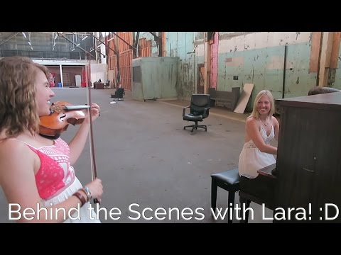 Behind the Scenes of Aeris's Theme with Lara!