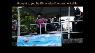 Black as Cole- Performing at Edna Manley College (JEL)