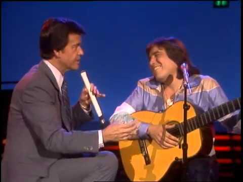 Dick Clark Interviews Jose Feliciano - American Bandstand 1983