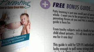 Potty Training In 3 Days Video
