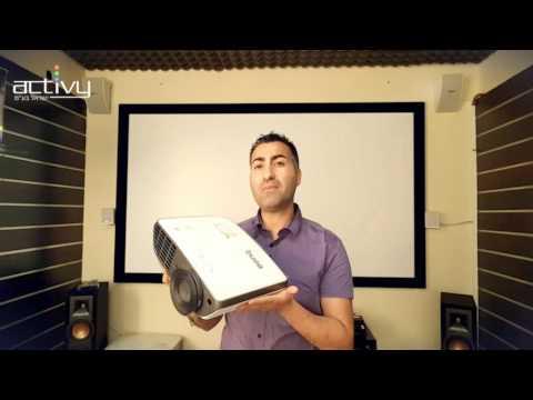 מקרן קולנוע ביתי Full HD | מקרן BenQ W3000