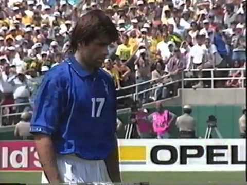 1994 FIFA World Cup Final Brazil vs Italy
