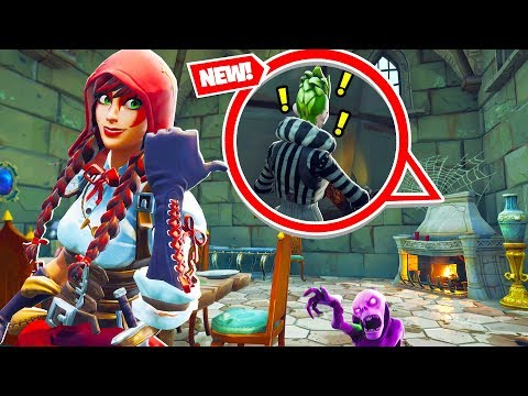 Fortnite *NEW* HEXSYLVANIA HIDE & SEEK! Ft. Muselk, TBNRFrags & Vikkstar123