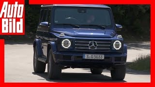 Mercedes-Benz G 500 (2018) Review