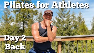 Pilates For Athletes Back Strength With Sean Vigue Fitness