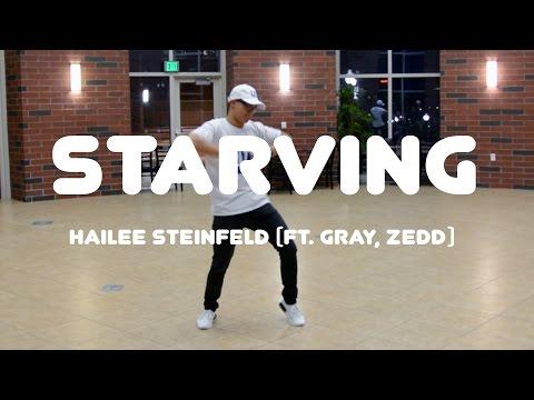 Starving - Hailee Steinfeld (feat. Gray, Zedd) | Alan Cruz x AJ Brown Choreography