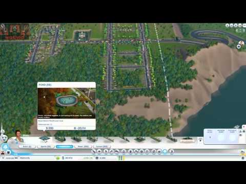 SimCity: Washed Town! Pt2 |