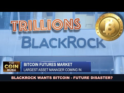 WORLDS LARGEST ASSET MANAGER COMING FOR BITCOIN. U.S. TREASURY JANET YELLIN DIPS MARKET + TIM FERRIS