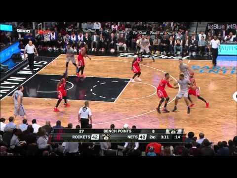 Bojan Bogdanovic vs. Houston Rockets (19 Pts)