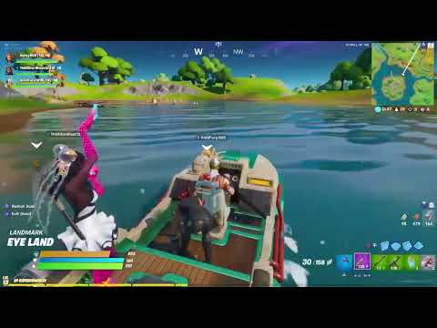 FORTNITE SQUADS WITH SUBS! COME PLAY! (HaleyBVB)