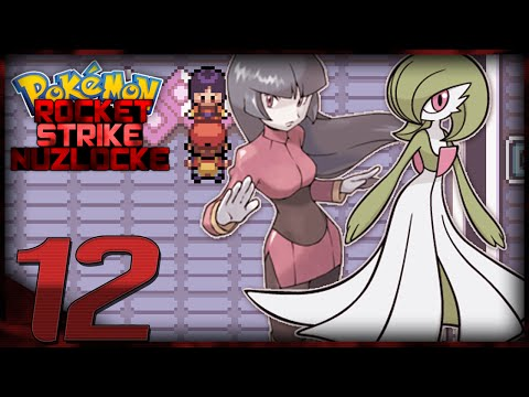 "Pokémon Rocket Strike Nuzlocke - Ep.12 - ""Sabrina getting work"""