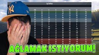 AĞLAMAK ISTIYORUM!! - FIFA 17 ANTRENÖR KARIYERI #05